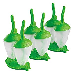 Tovolo Bug Pop Molds - Set of 6