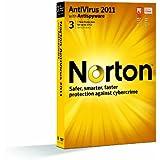 Norton Antivirus 2011 - 1 User/3 Pc [Old Version]