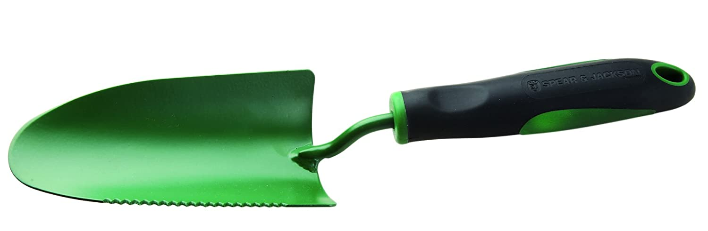 Spear /& Jackson 81970 Transplantoir /à Dents Vert