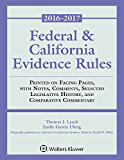 Federal and California Evidence Rules (Supplements)
