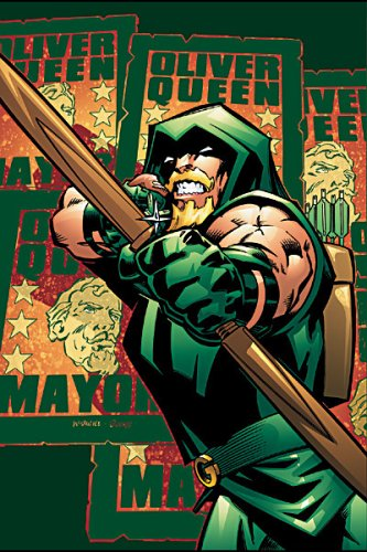 Green Arrow #60 - Green Arrow One Year Later