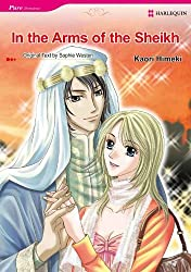 In the Arms of the Sheikh (Harlequin Comics)