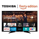 Toshiba 55LF621C19 55-inch 4K Ultra HD Smart LED TV with HDR - Fire
