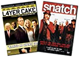LAYER CAKE/SNATCH - Format: [DVD Movie]