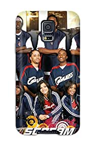 S5 Scratch-proof Protection Case Cover For Galaxy/ Hot Cleveland Cavaliersnba Basketball Phone Case 7221081K96993292