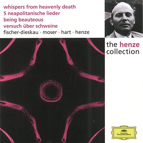 Henze: Whispers From Heavenly Death (1948) - 2.