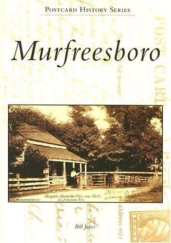 Murfreesboro  (TN)    (Postcard History - Stores Tn Murfreesboro