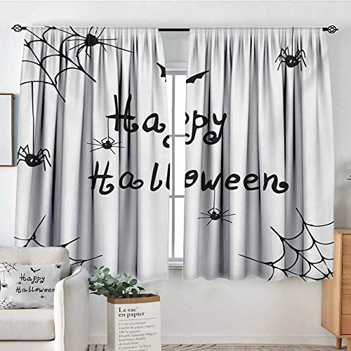 All of better Spider Web Custom Curtains Happy