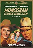 Monogram Cowboy Collection Volume 4 by Johnny Mack Brown