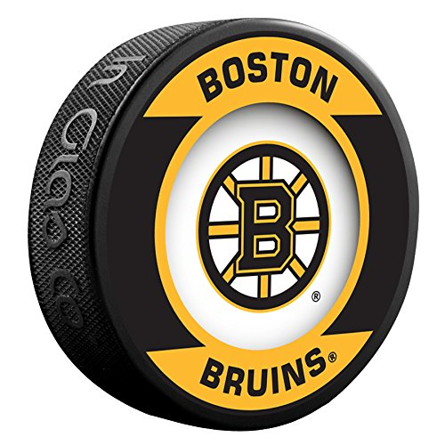 Sher-Wood Athletic Group 510AN000505 Souvenir Puck, One Size, Black Sher-wood - CA
