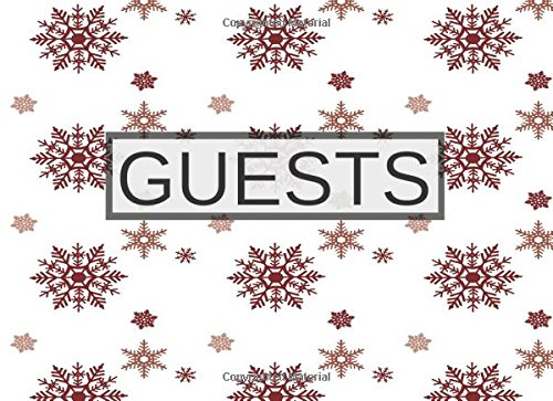Guests: Christmas Snowflakes, 8.25