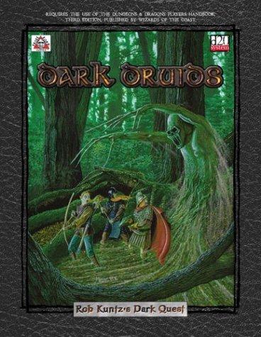 Read Online Dark Druids (d20 3.0 Fantasy Roleplaying) pdf