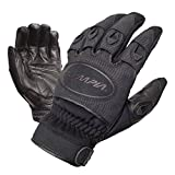 Olympia Sports Men's Ventor Gloves (Black, Small)