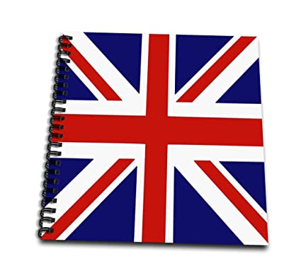 Inspirationzstore Banderas Bandera Británica Rojo Sobrevuela