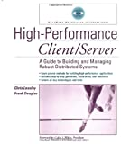 High-Performance Client-Server, Chris Loosley and Frank Douglas, 0471162698