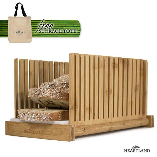 HEARTLAND Bamboo Bread Slicer Storage product image