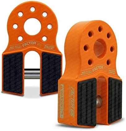 B00NCD1X08 Factor55 FlatLink Loaded Shackle Mount (16.000 Lbs) - Orange 51CT3g343hL