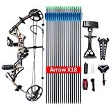 "Best Compound Bows - Compound Bow Ship from USA Warehouse,Topoint Archery Package,M1,19""-30"" Review"