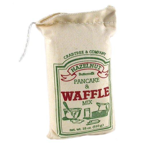 Crabtree & Company 18oz. Hazelnut Buttermilk Pancake and Waffle Mix