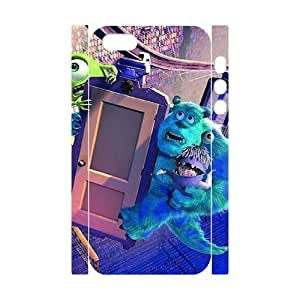 WJHSSB Monsters, Inc Phone 3D Case For iPhone 5,5S [Pattern-2]