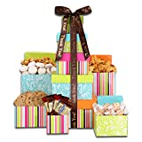 Alder Creek Gifts Thank You Treats Tower, 4 Pound
