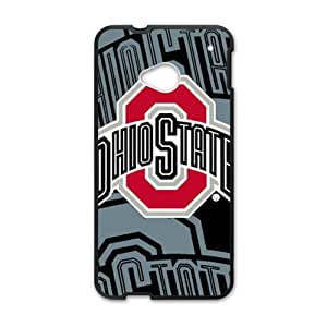 Happy Ohio State Cell Phone Case for HTC One M7