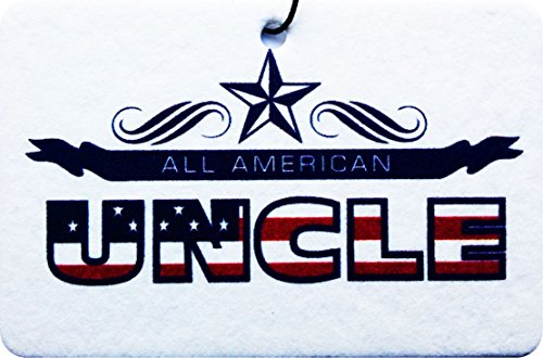 AAF-Popular All American Uncle Car Air Freshener