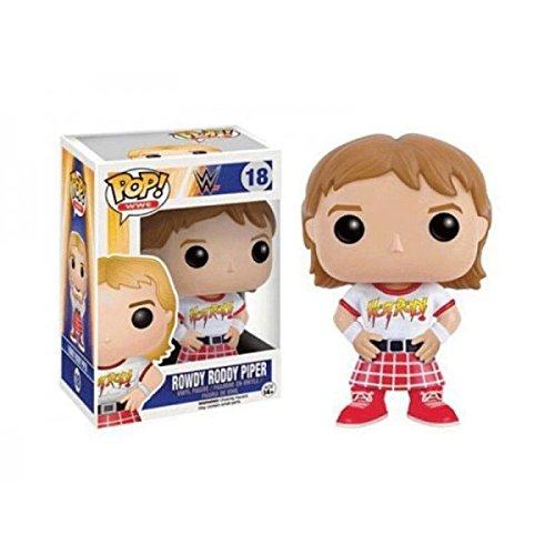 [Funko - Figurine WWE - Roddy Piper Exclu Pop 10cm - 0849803055714] (Wwe Kane Costume For Sale)