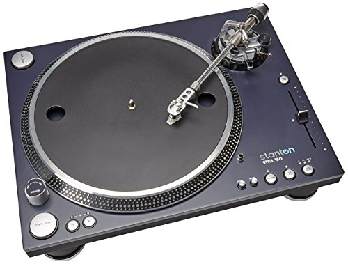 Stanton STR8150 High Torque Direct Drive DJ Turntable