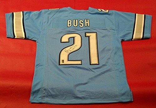 Autographed Reggie Bush Jersey - Hologram - Autographed NFL ()