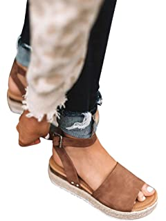 03104d7a5eeb5 Amazon.com: Mother's Day Gifts!!! Women's Espadrille Sandal, Retro ...