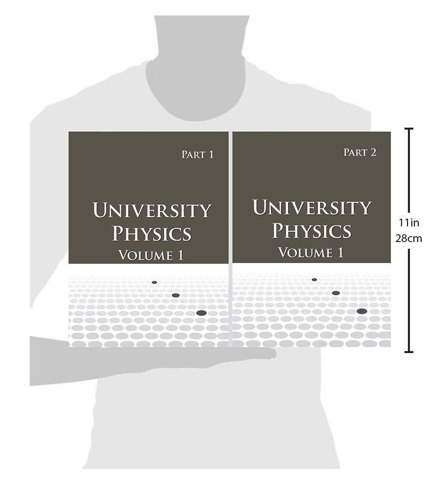 University Physics Volume 1 by OpenStax: William Moebs