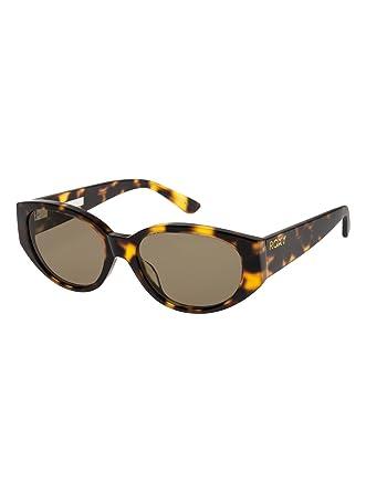28e5e037760df4 Roxy Rhapsody - Lunettes de soleil - Femme - ONE SIZE - Marron  Roxy ...