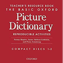 The Basic Oxford Picture Dictionary, Second Edition: Teacher's Resource Pack Audio CDs (2)