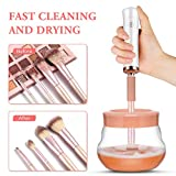 Makeup Brush Cleaner and Dryer - LARMHOI Electric