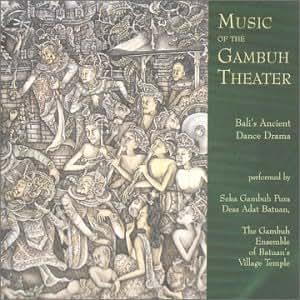 Music of the Gambuh Theater