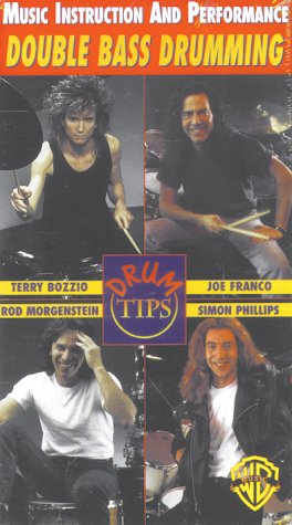 Bass Tips Drum Double (Double Bass Drumming [VHS])