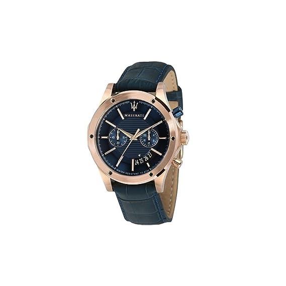 MASERATI RECORD relojes hombre R8871627002