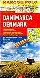 Danimarca 1:300.000. Ediz. multilingue