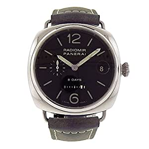 Panerai Radiomir 8 Days mechanical-hand-wind mens Watch PAM00268 (Certified Pre-owned)