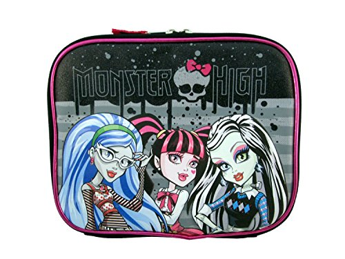 Monster High Insulated Lunch Box-bag-tote