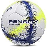 Bola Futsal RX 200 R3 Fusion VIII Penalty, Branco, 58cm