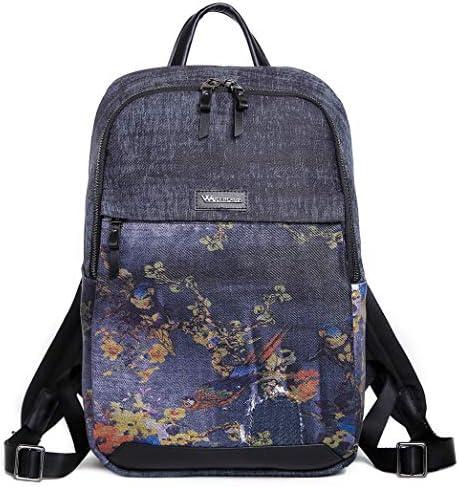 Wolfrealm Backpack Lightweight Business Shoulder