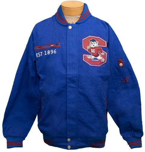 新しい。サウスカロライナ州状態大学刺繍ジャケットサイズXL B077RMXTWH