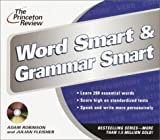 img - for The Princeton Review Word Smart & Grammar Smart CD (The Princeton Review on Audio) book / textbook / text book