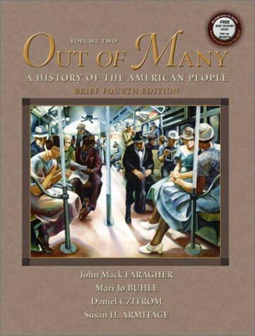 Out of Many,Brief: Vol. 2, Fourth Edition