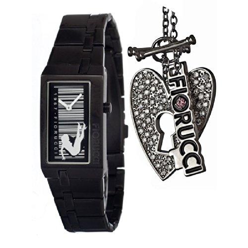 Fiorucci fr016lbba divertido reloj de pulsera para mujer