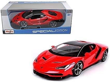 1:18 Maisto Lamborghini Centenario Special Edition Diecast New in Box
