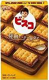 江崎グリコ ビスコ 発酵バター仕立て 15枚×10個