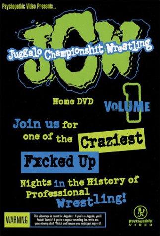 JUGGALO CHAMPIONSHIP WRESTLING VOL.1 (Wrestling Song)